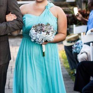 Bridesmaid Dress Size 12 Convertible